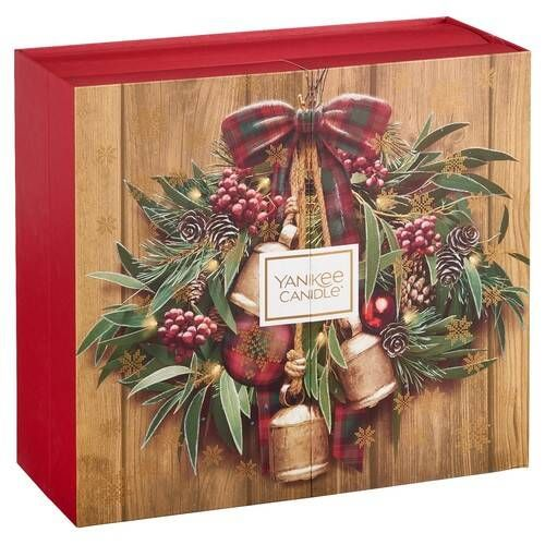 Yankee Candle Christmas Book Advent Calender Gift Set 2019