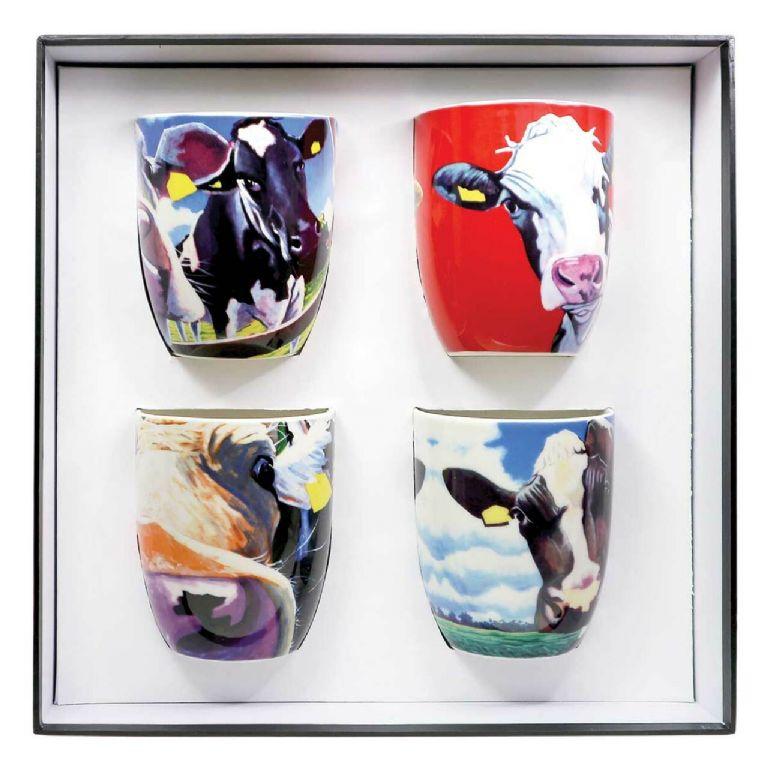 Eoin OConnor Set 4 Mugs
