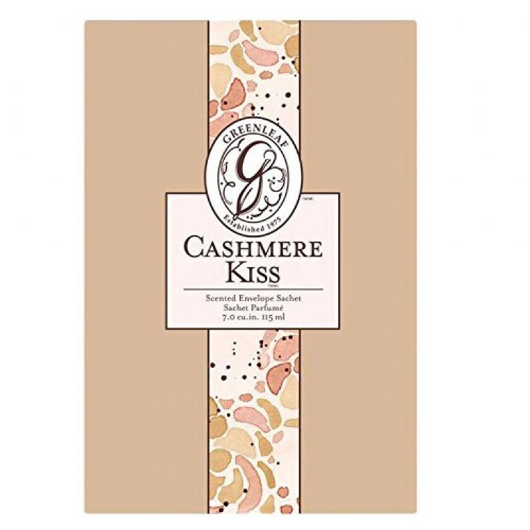 Greenleaf Cashmere Kiss Scented Envelope Sachet