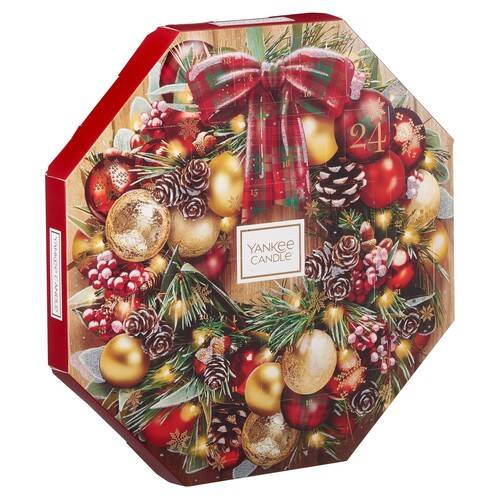Yankee Candle Christmas Advent Wreath Gift Set 2019
