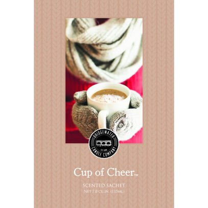 Bridgewater Candle Company Cup of Cheer Scented Envelope Sachet