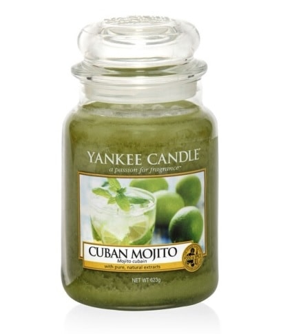 Yankee Candle Cuban Mojita Large Jar