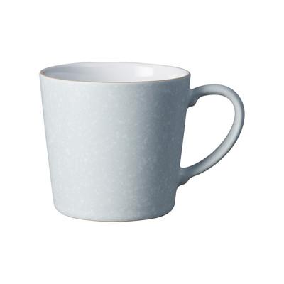 Denby Handcrafted Grey Speckled Mug