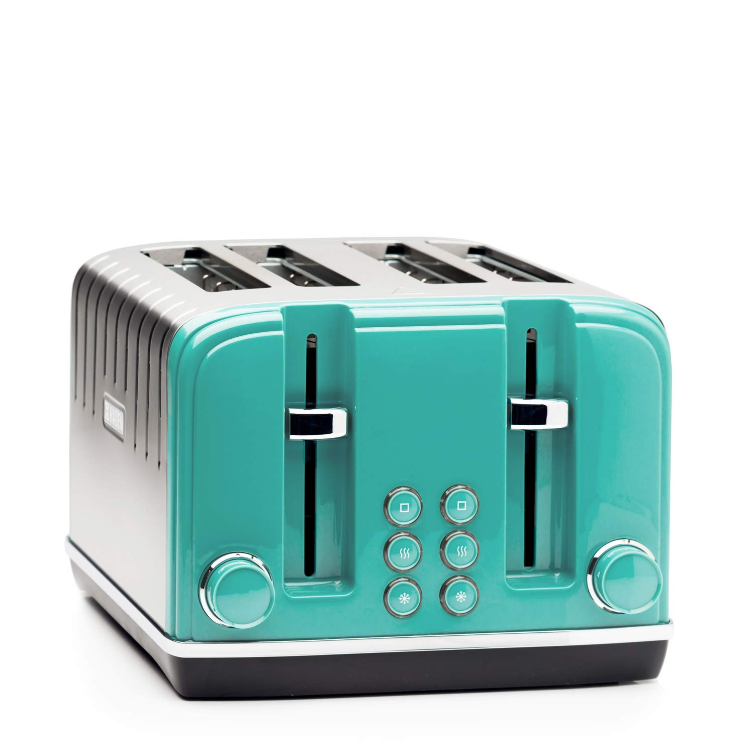 Haden Salcombe 4 Slice Toaster Deep Teal