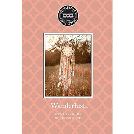 Bridgewater Candle Company Wanderlust Scented Envelope Sachet