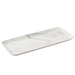 Belleek Living Marbled Rectangle Plate