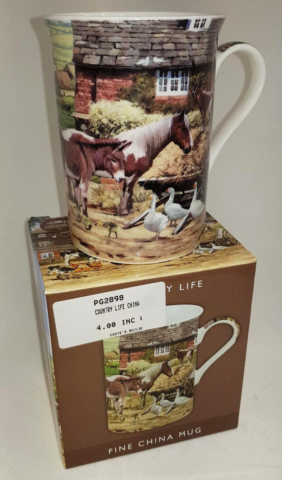 Country Life Mug