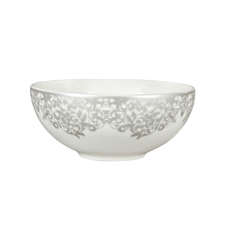 Filigree Silver Dessert Bowl