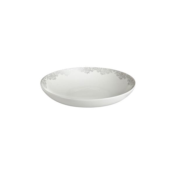Filigree Silver Pasta Bowl