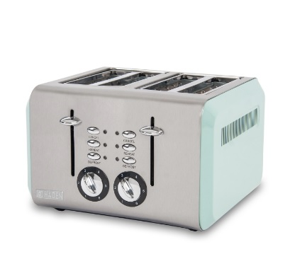 Haden Cotswold Sage Toaster