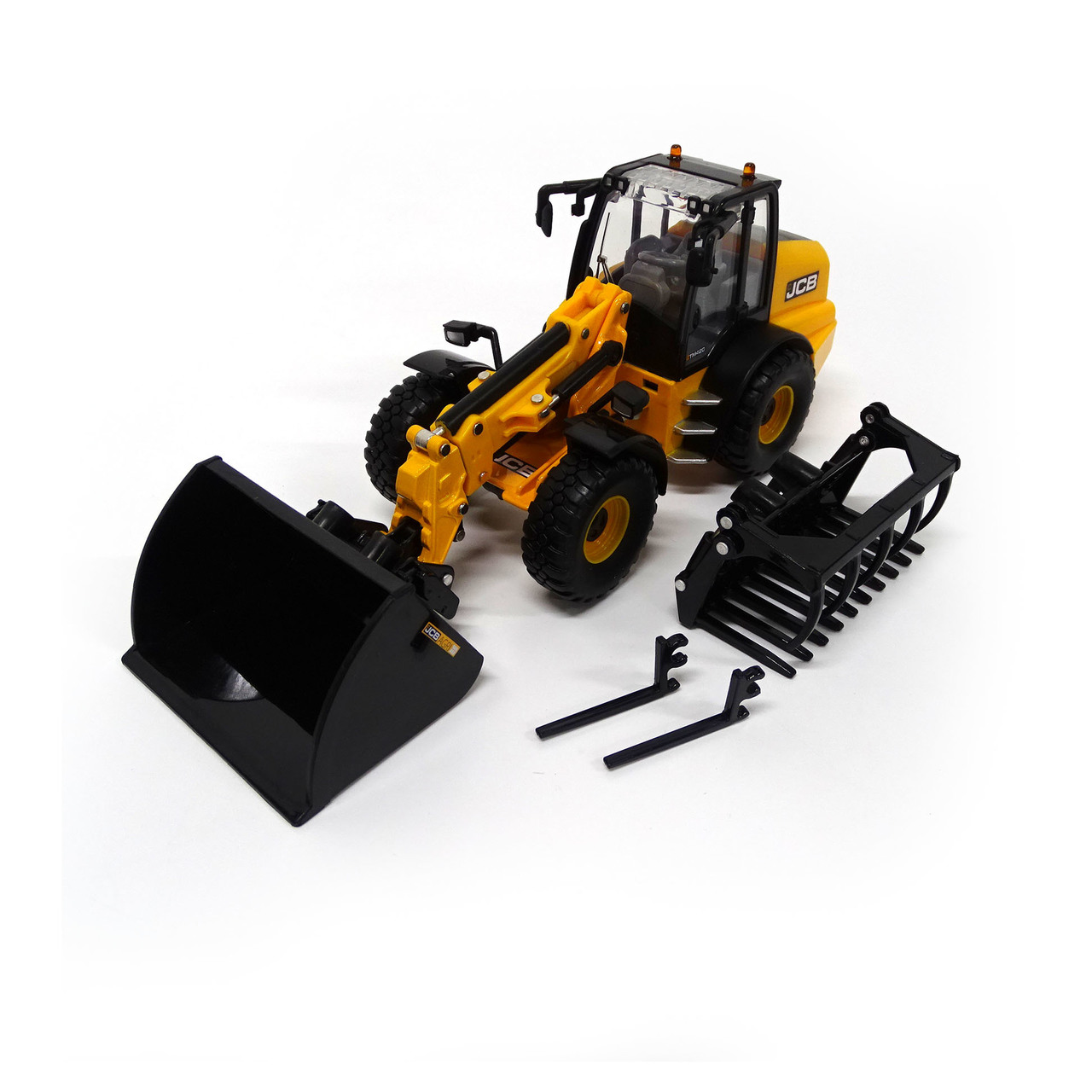 JCB TM420 Loader