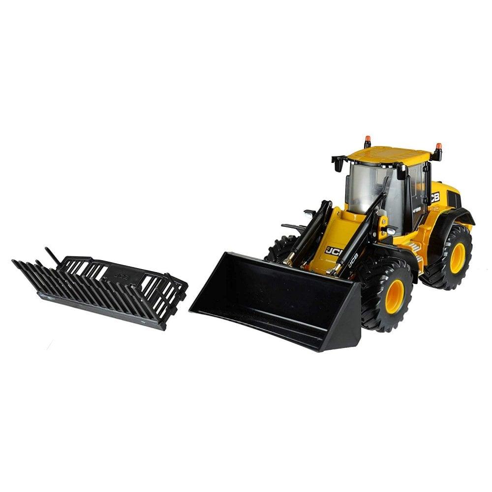 JCB 419S Wheeled Loading Shovel