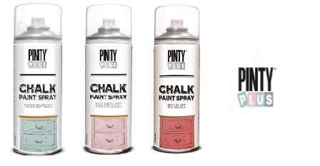 Pinty Plus Chalky Spray Paint