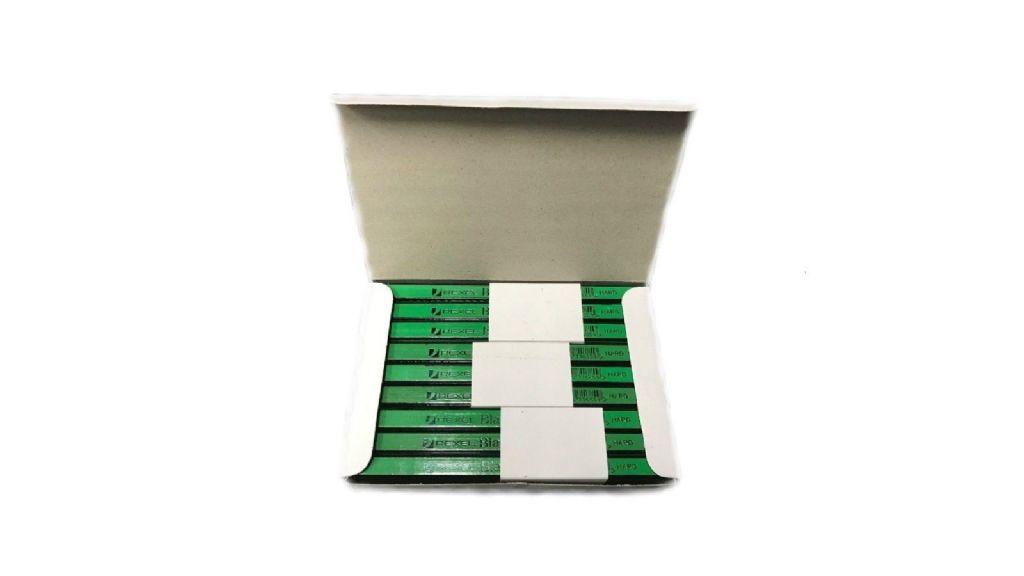 Rexel Blackedge Carpenters Pencils Hard Green Grade Box of 72